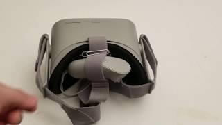 Attach Oculus Go remote to headset(Super simple)