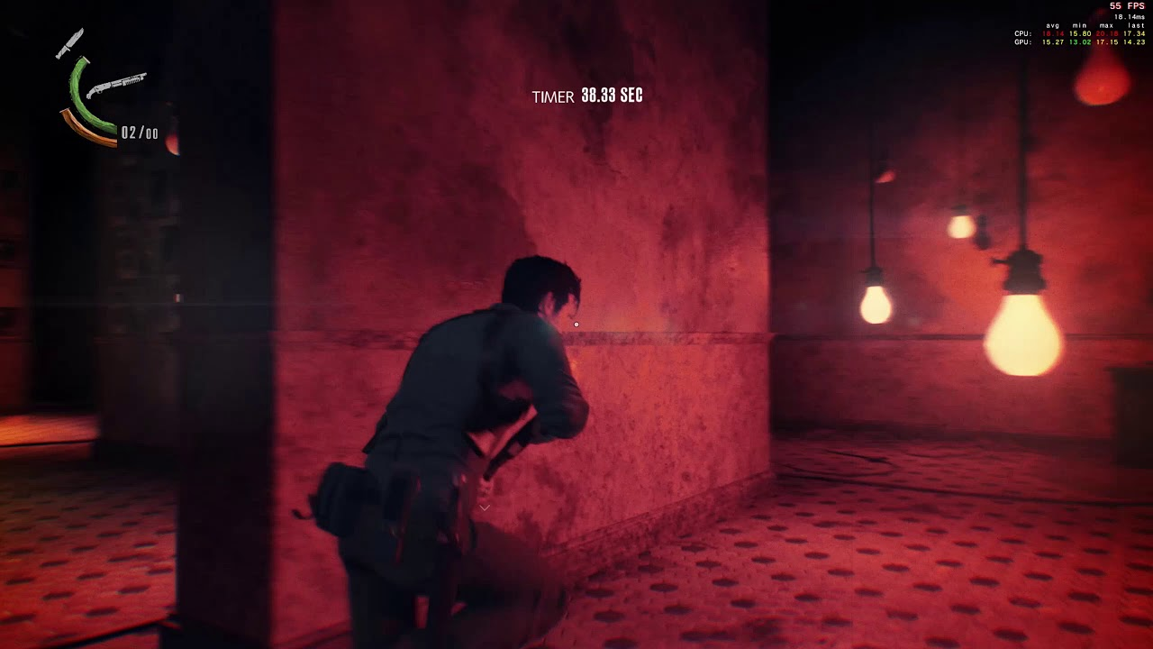 The Evil Within 2 Obscura: The Evil Within 2 PC Obscura Boss Battle (Nightmare)