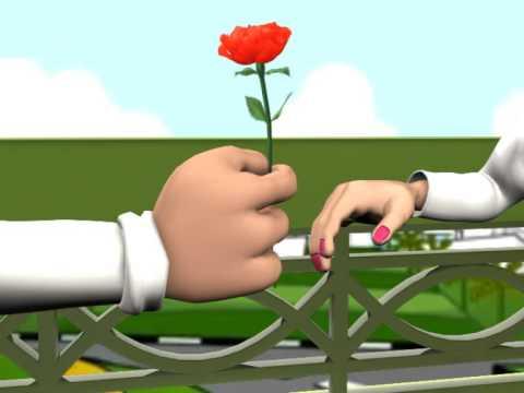 Animated Wedding Invitation Hestia Studios Youtube