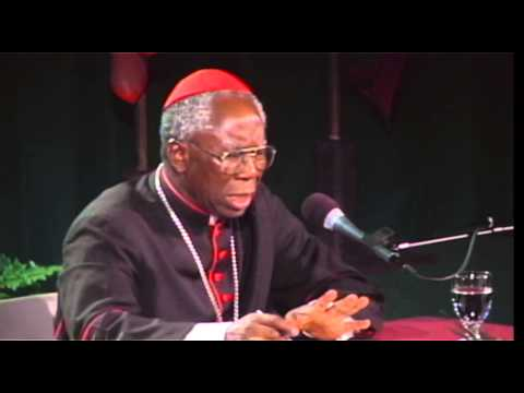 Q&A with Francis Cardinal Arinze - 2007 Totus Tuus Conference