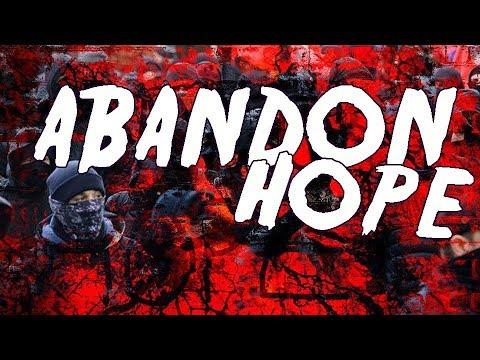 ABANDON HOPE! Freedom of Speech! The Applebee's Rant! Godawful Race-Baiting Comics!