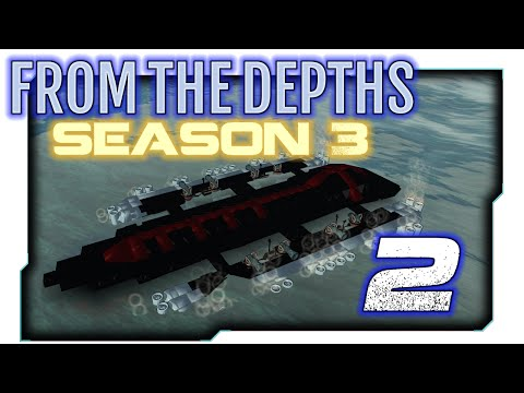 From the Depths:S3 2 - Missile Boat