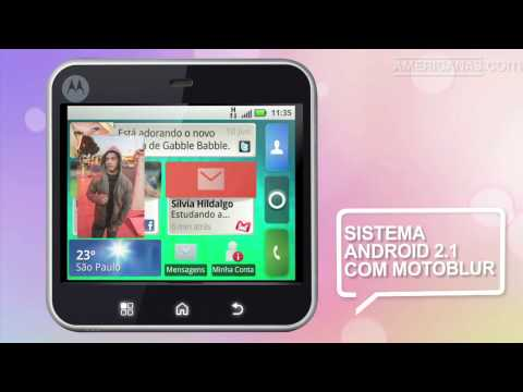 Motorola Flipout Smartphone l Americanas.com