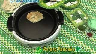 Zojirushi Irish Potato Pancakes