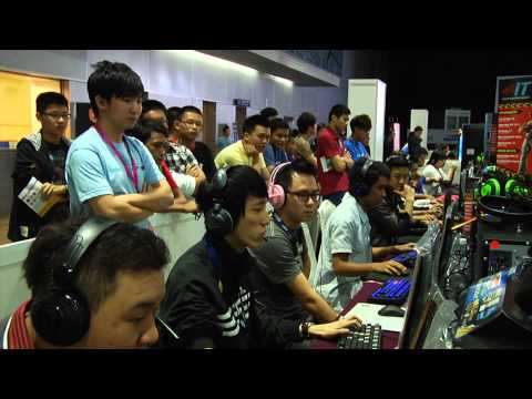 World Cyber Games 2012 - Day 2 Video Highlights