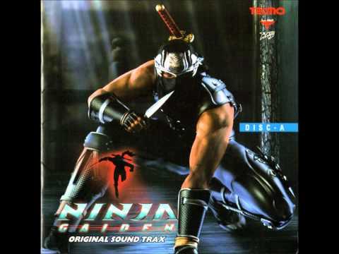 Ninja Gaiden (Xbox) Music: Aquaduct Extended HD