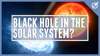 Is There A Black Hole In The Solar System?!
