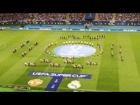 Opening ceremony - SUPER CUP 2017 - Skopje, Macedonia