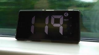 【北海道へ2015夏 vol.11】 キハ183系 特急北斗 札幌発 函館行き GPS 最高速度 計測