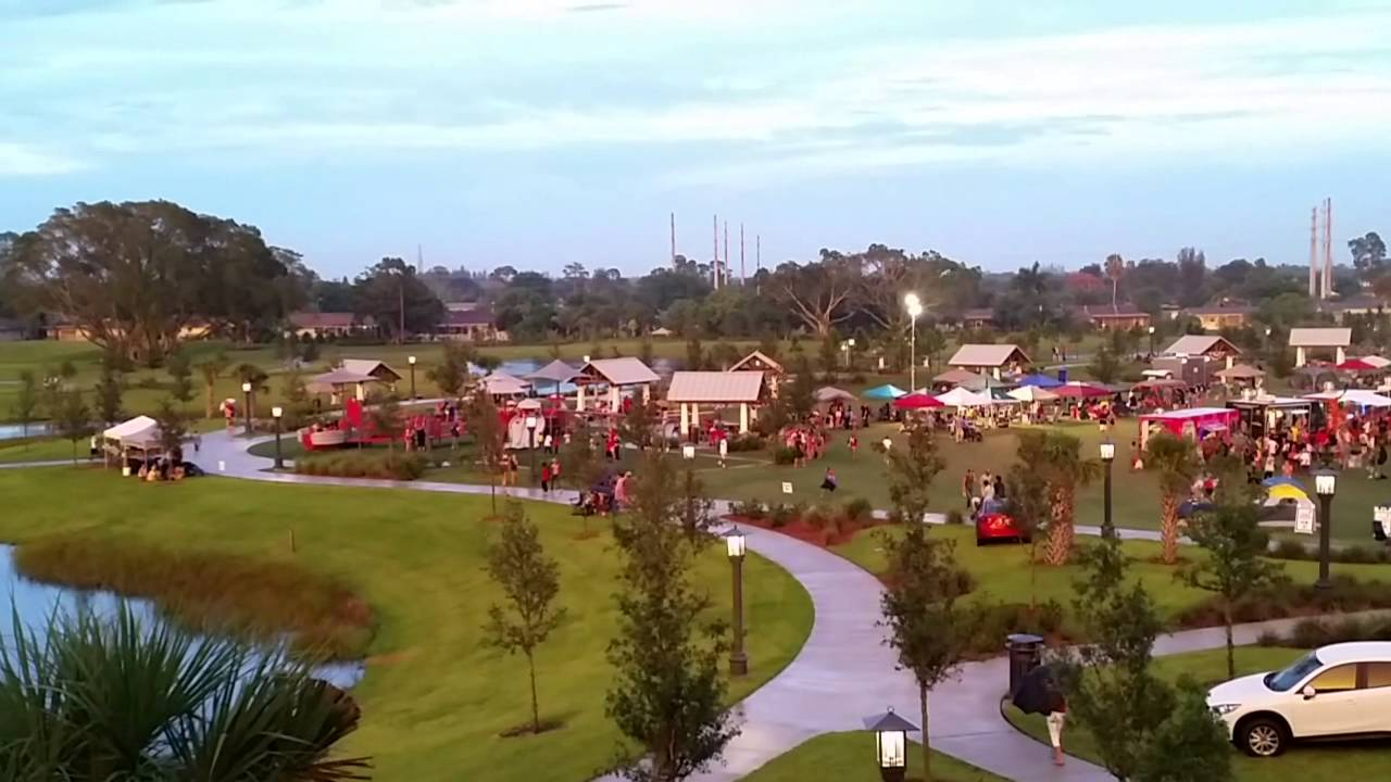 Royal Palm Beach S Commons Park