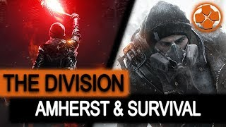 The Division 🔴 Amherst Monday | PVP Survival | First Stream of 2018 | PC Gameplay 1080p