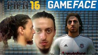 GameFace - FIFA 16 - Oyuna Girdim