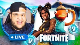 FORTNITE: BET VALENDO V-BUCKS - EduKof LIVE STREAM