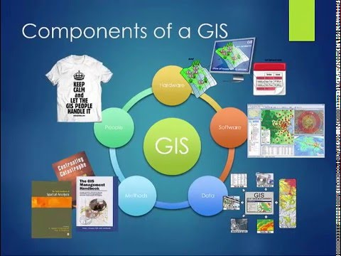 Components of a GIS