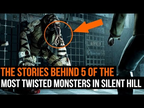 The stories behind 5 of the most twisted monsters in Silent Hill