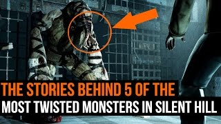 The stories behind 5 of the most twisted monsters in Silent Hill streaming