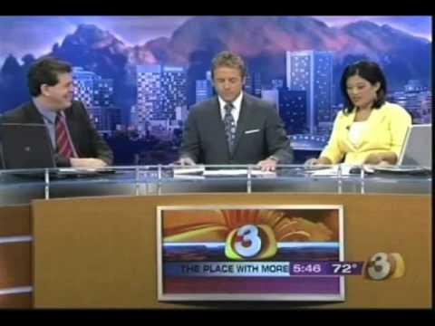 Channel 3 - KTVK-TV - Phoenix, Arizona - Jordan Goodman