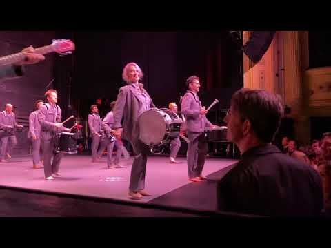 David Byrne - Road To Nowhere - New York - Hudson Theatre - 10/4/2019 - American Utopia