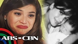 Gambar cover Anne Curtis talks about her sister's death
