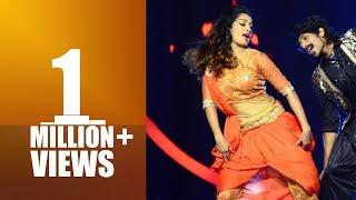 D 4 Dance Reloaded I Dhilsha & Rinosh - Dhak Dhak Karne Laga I Mazhavil Manorama