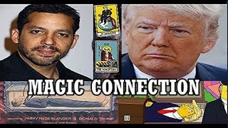 The Magical Connection between David Blaine and Donald Trump! (44)