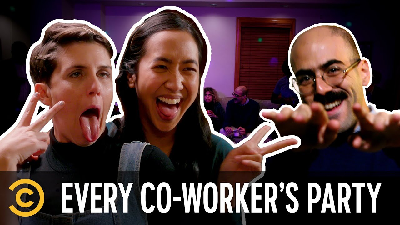 What to Really Expect at Your Coworker's Party - Second City Sketch Show