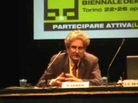Biennale Democrazia Internet e Democrazia deliberativa