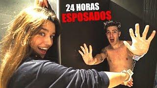 24 HORAS ESPOSADO A MARTA DIAZ !! *ESTO ES TODO LO QUE PASÓ..* [Logan G]