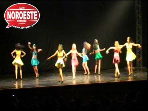 Studio Primeiros Passos, Bailando, Santa Rosa em Dança
