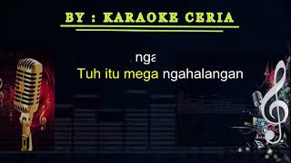 Judul lagu : mega hideung penyanyi yayan jatnika