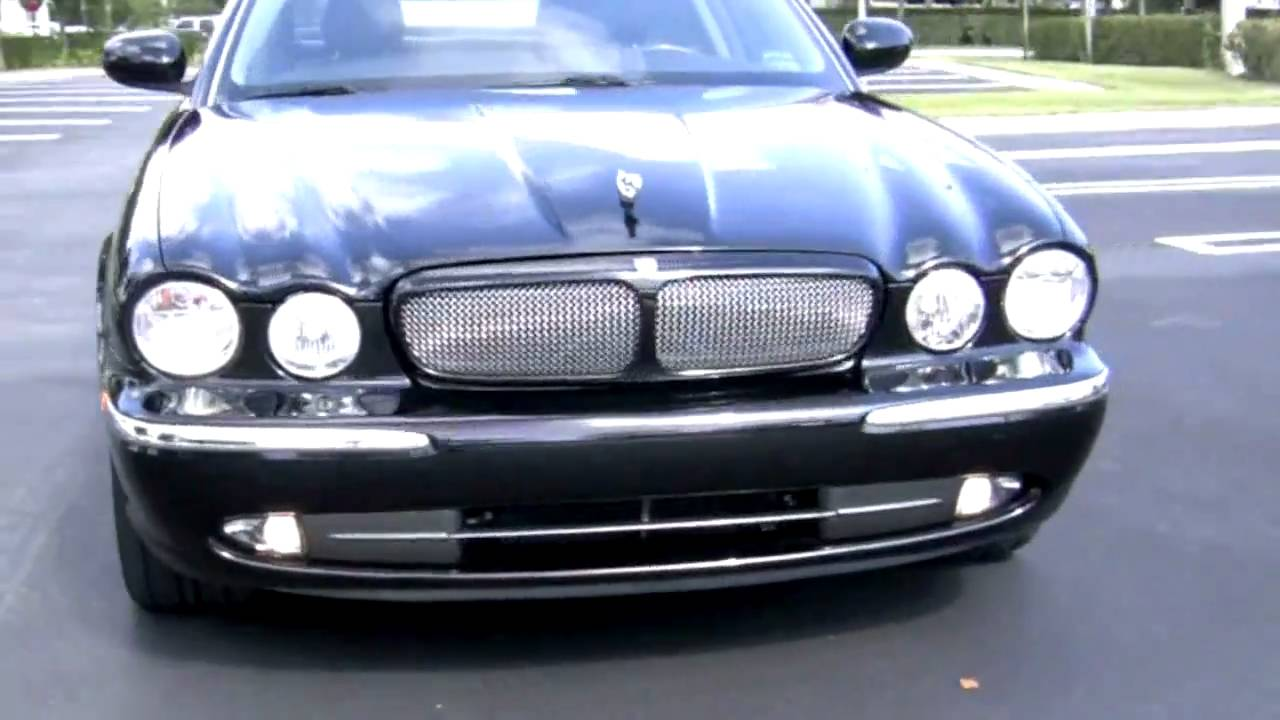 Lovely Community Auto Sales 2004 Jaguar XJR Supercharged
