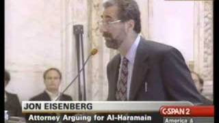Al-Haramain Islamic Foundation, Inc. v. Bush