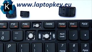 Instalation Guide how to install fix repair key in keyboard  LENOVO G560 Z560 B570 V570