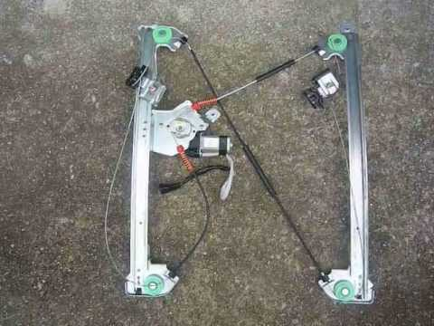 2005 Ford F-150 Window Regulator