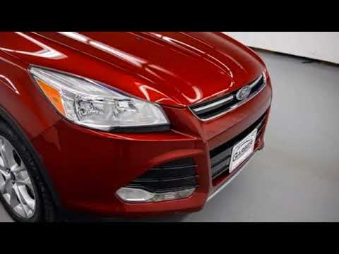 Used 2015 Ford Escape Rochester NY Fairport, NY #11B70023P