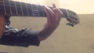 Quả táo trắng guitar solo Hoàng Quyết