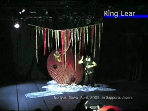 Nori Sawa - King Lear