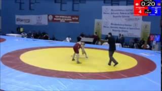 61 Виктор Лебедев - Кржиштофф Бьенковски