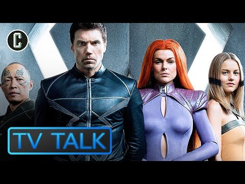 Is Marvel's Inhumans Dead on Arrival? - TV Talk