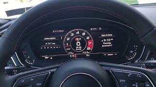 Audi's Virtual Cockpit - Super Cool Car Tech