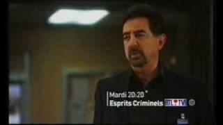 Bande annonce Esprits criminels 5X21-22