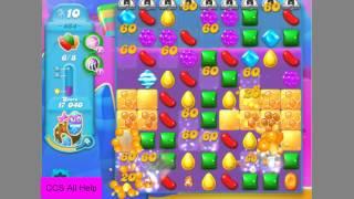 Candy Crush Soda Saga Level 464 No Boosters