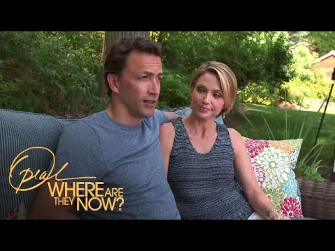 How Cancer Tested Amy Robach's Marriage to Andrew Shue  Where Are They Now  OWN