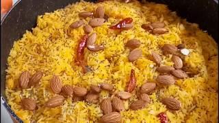 Surbiyan surbiyaan rice by shukri masala
