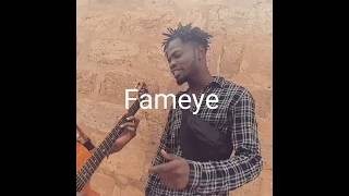 Fameye  got too much talent watch this freestyle ( viral video) OGBMUSIC