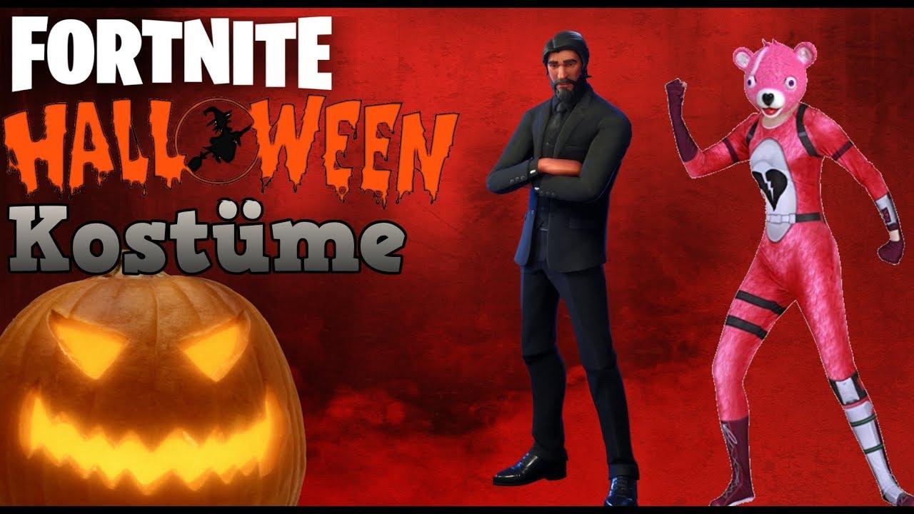 Fortnite Halloween Kostüme Auf Amazon 2 John Wick Pinker