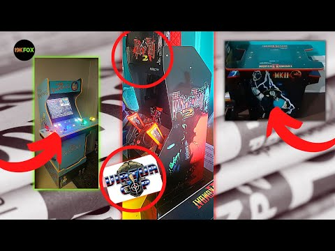 Leaked!!  Spy Photos of Arcade1up House of the Dead!! from 19kfox