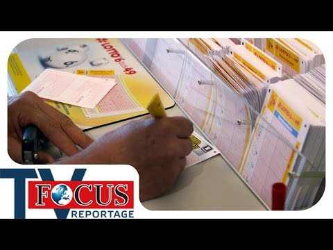 Jackpot! Was passiert nach dem Lotto-Gewinn? - Focus TV Reportage