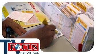 Jackpot! Was passiert nach dem Lotto-Gewinn? | Focus TV Reportage