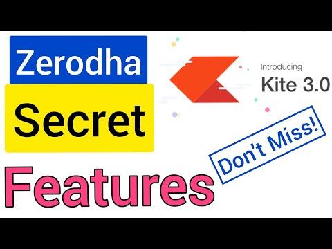 Zerodha Kite Full Tutorial | Zerodha Kite App Video | CO BO SLM | How to put Stop loss in Kite App